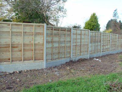 lap panel fences