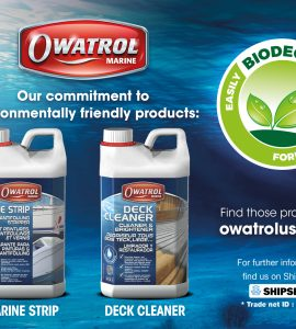 Environmentally Friendly Marine Wood Care Products From Owatrol
