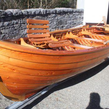 Boat finished with Deks Olje D1 & D2