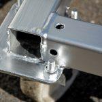Owatrol ALU applied to metal surface - ©Adfields