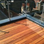 Elondo Exterpark decking with Textrol - ©Exterior Supplies