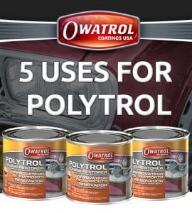 5 uses for polytrol