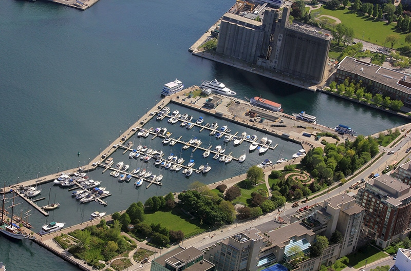 Outer Harbour Marina, Canada