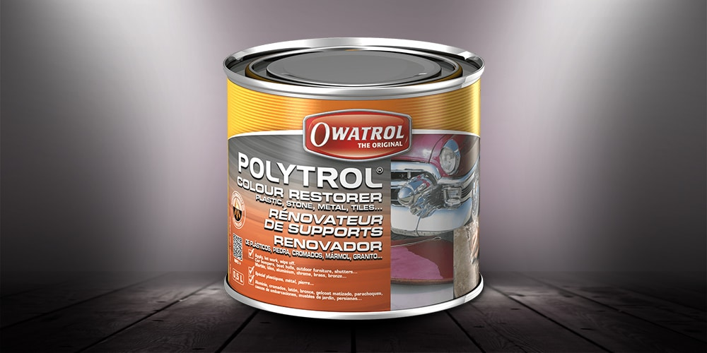 Polytrol colour restorer