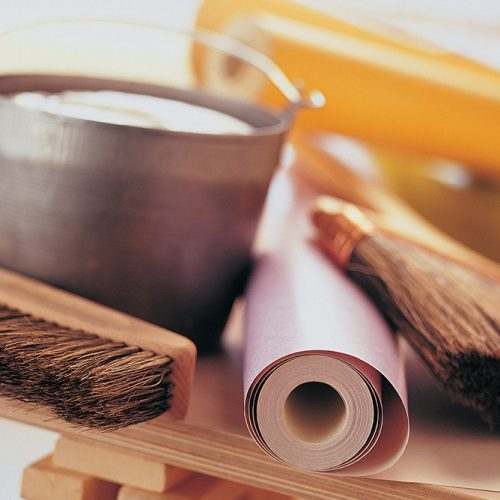 A variety of wallpaper tools