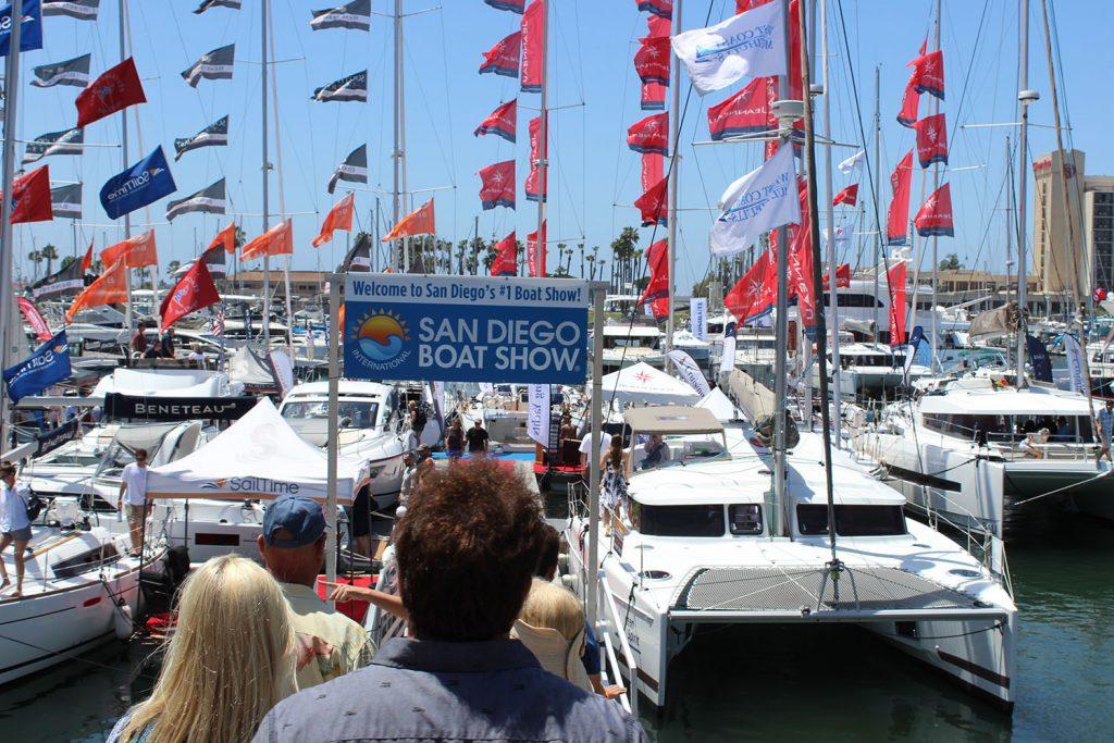 San Diago Boat Show