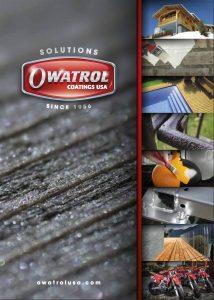 Owatrol USA catalogue