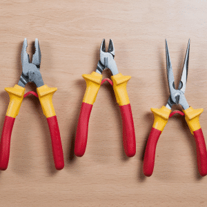 Variety of pliers