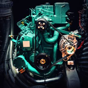 Boat engine