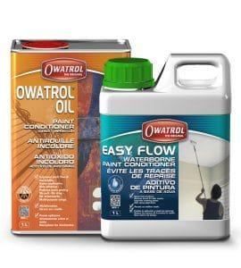 Easy Flow and Owatrol Oil